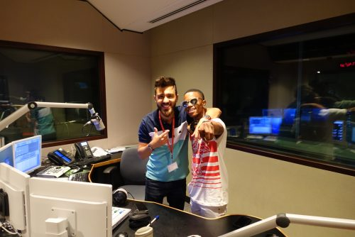 Silento with DJ Saif and Sound
