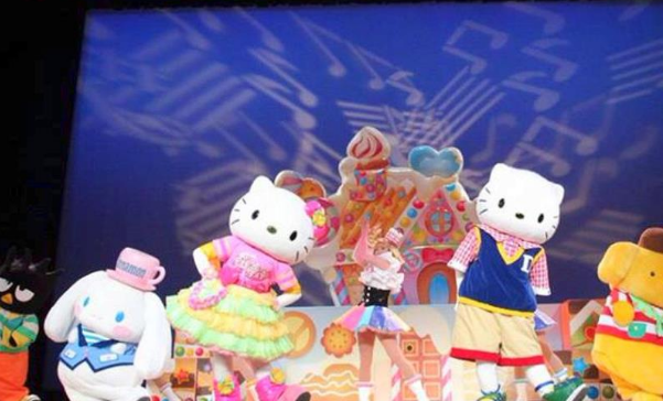 Hello Kitty Live Show