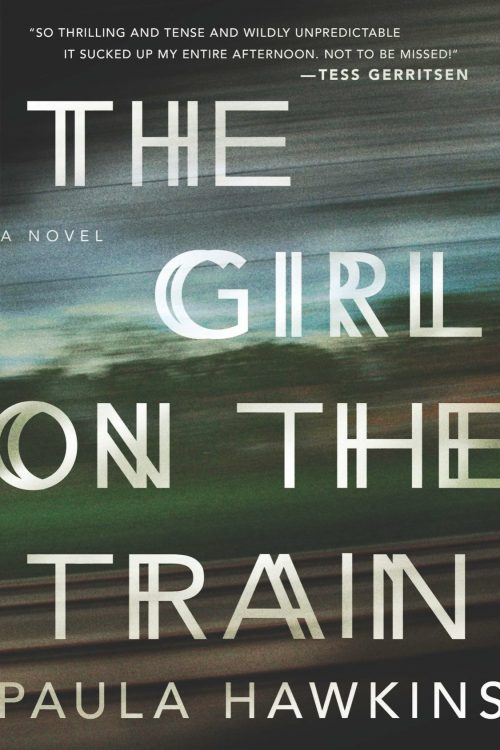 Book Talk: the Girl on the Train