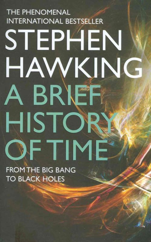 A Brief History of Time in the Eyes of Stephen Hawking