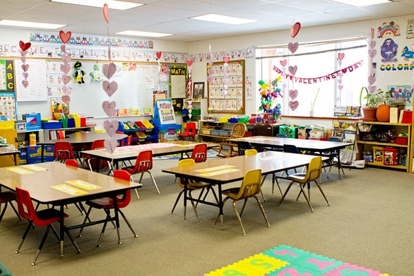 Classroom Design Should Follow Evidence ~ Feel your tempo
