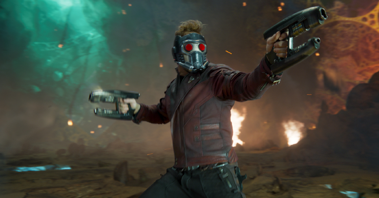 Gear Up For Guardians of the Galaxy Volume 2
