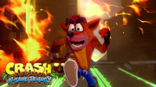 Better With Crashitude: Crash Bandicoot™ N. Sane Trilogy