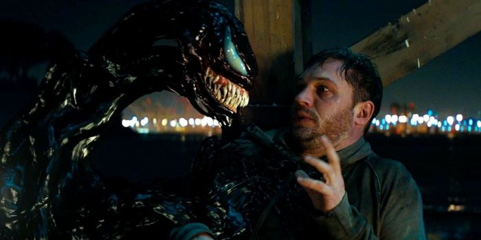 Venom and Brock