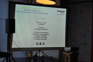 Meet the Social Media Influencers!