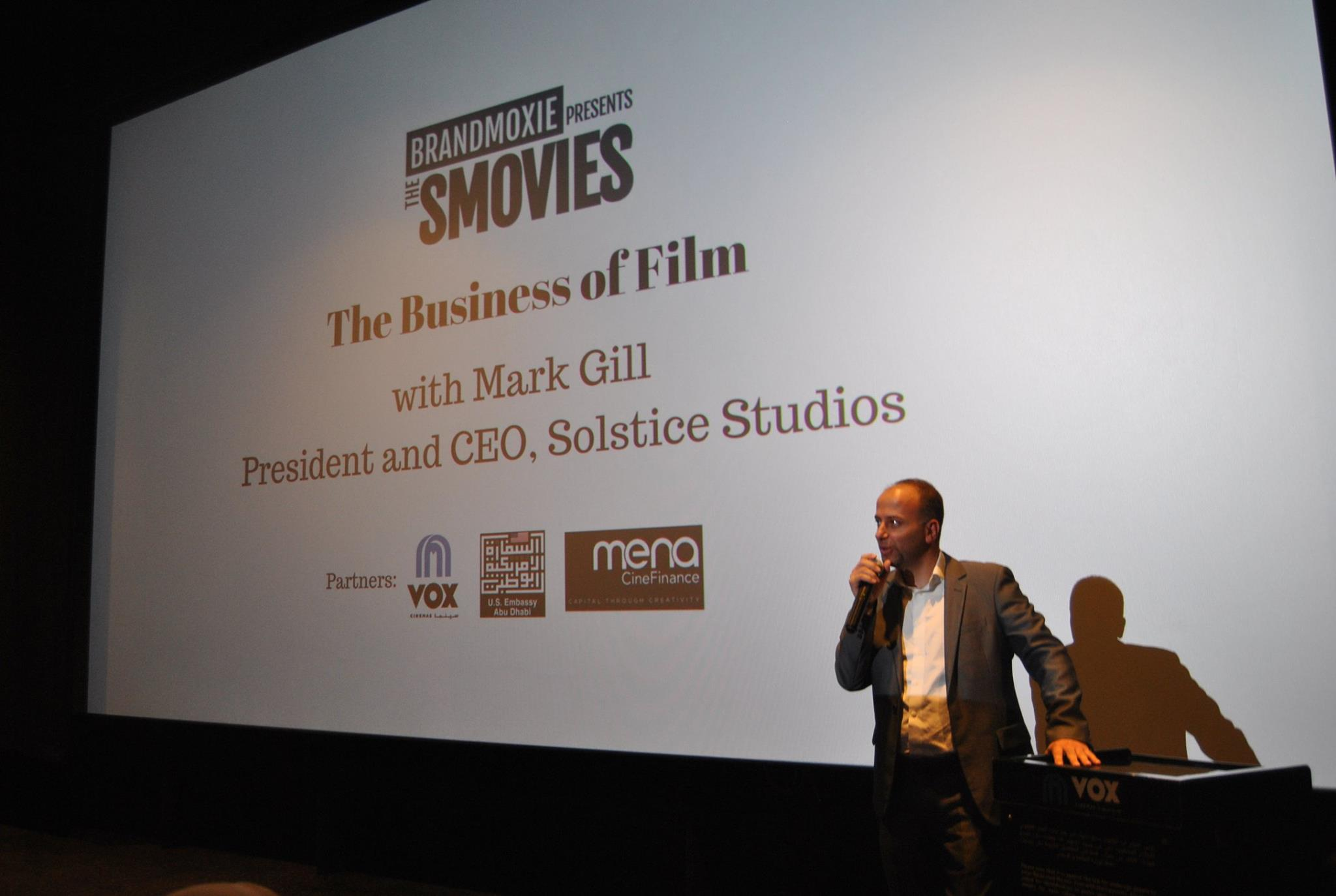 The Business of Film with Mark Gill